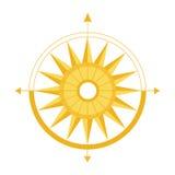 Compass2 Images libres de droits