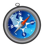 Compass2 Royalty Free Stock Photography