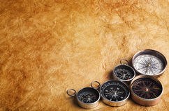 Compasses Stock Photography