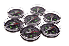 Compasses Royalty Free Stock Photo