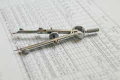 Compasses Stock Photos