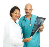 Compassionate Doctors Stock Photo