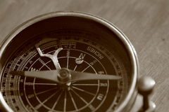Compasso 1 Fotografia de Stock