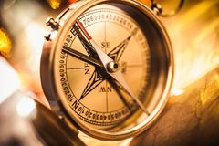Compasso Imagens de Stock Royalty Free