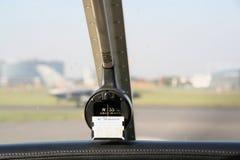Compasso da aviação do avião Imagem de Stock