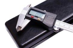 Compasso de calibre digital eletrônico Foto de Stock