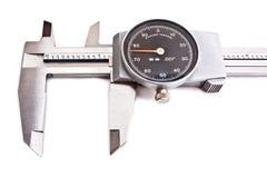 Compasso de calibre do seletor Fotografia de Stock