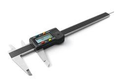 Compasso de calibre eletrônico Imagens de Stock Royalty Free