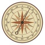 Compasso do mar Fotografia de Stock