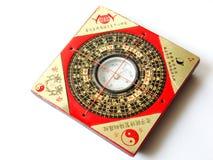 Compasso do shui de Feng Imagem de Stock