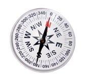 Compasso magnético imagem de stock