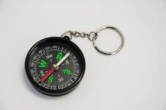 Compasso magnético Imagens de Stock Royalty Free