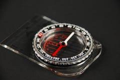 Compasso magnético Foto de Stock
