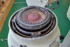 Compasso magnético Imagens de Stock