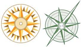 Compassos do vetor ilustração do vetor