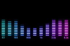 Compensatore di musica illustrazione vettoriale