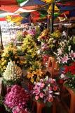 comperando nella pagoda dell'argento di Royal Palace di festa dell'indipendenza della Cambogia Fotografie Stock