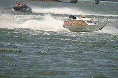 Competência australiana do esqui de água Imagens de Stock