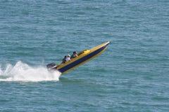 Competência de barco Imagens de Stock