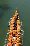 Competência de barco em Kerala Imagens de Stock Royalty Free