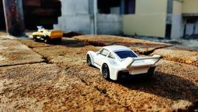 Competência de Porsche fotos de stock royalty free