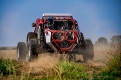 Competência do carrinho de duna Imagens de Stock Royalty Free