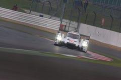 Competência híbrida de Porsche 919 Foto de Stock Royalty Free