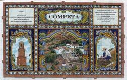 Competa Royalty Free Stock Image