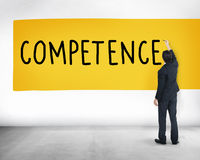 Competence Skill Ability Proficiency Accomplishment Concept Stock Photo