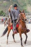 Competencia latina del vaquero imágenes de archivo libres de regalías
