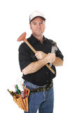 Competent Handyman Royalty Free Stock Image