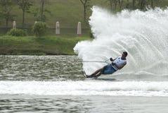 Competição 2011 de Waterski do Asian Fotos de Stock