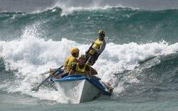 Competição australiana da liga dos remadores da ressaca Imagem de Stock