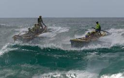 Competição australiana da liga dos remadores da ressaca Foto de Stock
