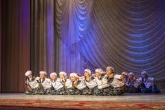 ?Competição da coreografia de Fenix dourado? em Minsk Fotografia de Stock