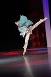 Competição da dança em Kremenchuk, Ucrânia Foto de Stock Royalty Free