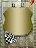 Competição da xadrez Foto de Stock Royalty Free