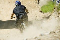 Competição de Freeride Foto de Stock