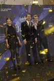 COMPETIÇÃO DE MÚSICA DE EUROVISION 2014 Imagens de Stock Royalty Free