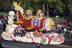 Competiam 2012 da Parada-Shriners das rosas Foto de Stock