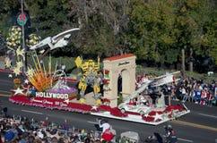 Competiam 2012 das rosas Parada-Paramount Fotos de Stock Royalty Free