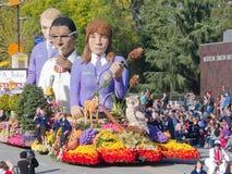Competiam das rosas 2010, FFA hoje Imagens de Stock Royalty Free