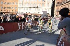 Competición de ciclo Fotos de archivo
