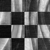 Competindo a bandeira Imagens de Stock Royalty Free