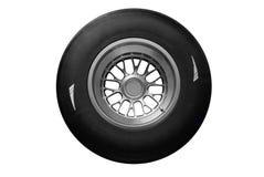 Competindo o pneu Imagem de Stock