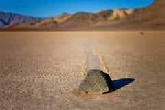 Competir con la roca Imagen de archivo libre de regalías