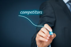Competition Royalty Free Stock Photography