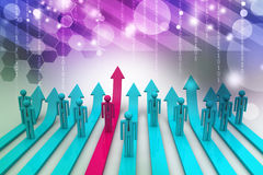 Competition concept Stock Photos