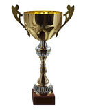 Competition cup Stock Photo
