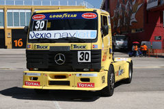 Competition truck Royalty Free Stock Image